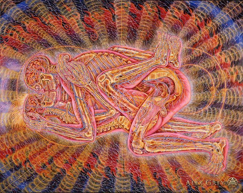 Alex Grey How Art Evolves Consciousness  Dop-5748