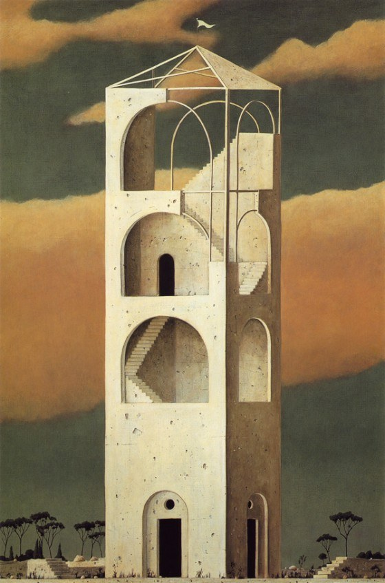 Minoru nomata the architect of ruins dop for Architecture impossible
