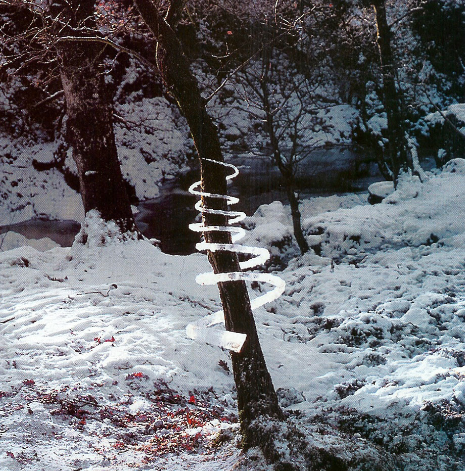 andy goldsworthys biography Andy goldsworthy british ⋅ artist ⋅ bio andy goldsworthy is a british sculptor, photographer and environmentalist living in scotland who produces site-specific sculpture and land art situated in natural and urban settings.