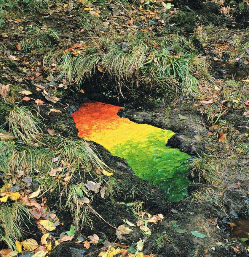 Andy Goldsworthy Working With Time — DOP