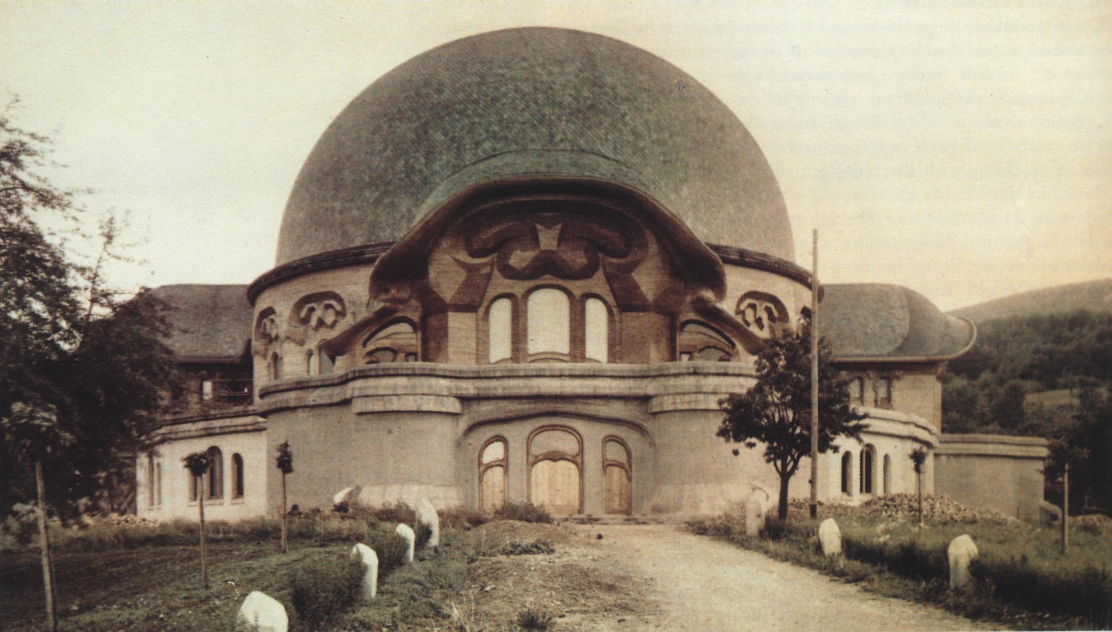 Anthroposophic Architecture