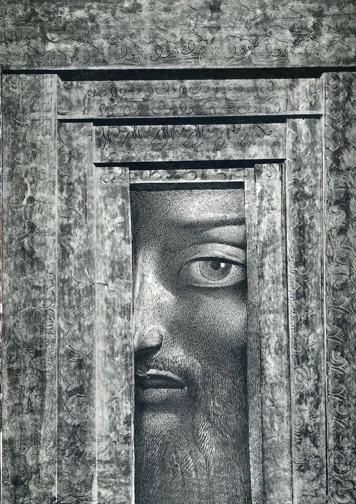 Ernst Fuchs Architectura caelestis — DOP