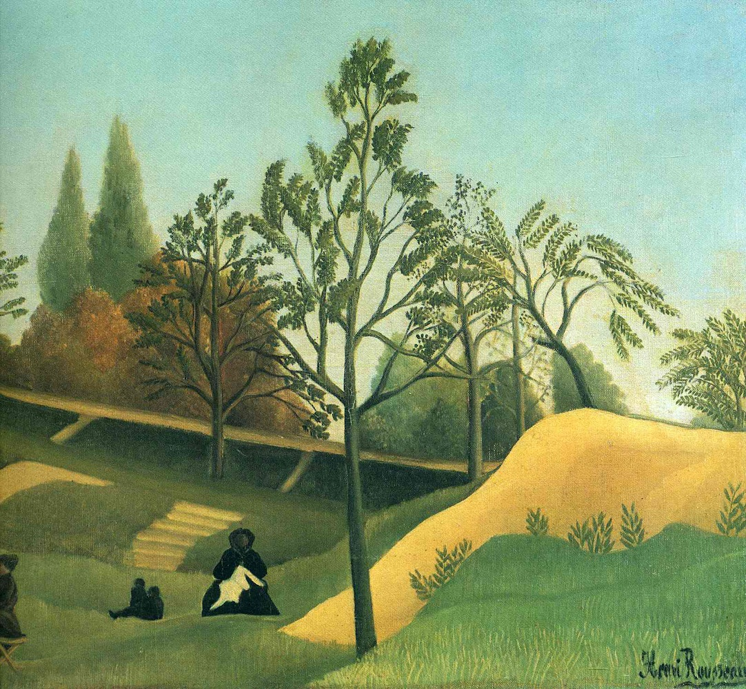 Henri Rousseau Dreams Of The Jungle Dop