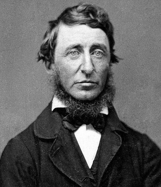 Henry david thoreau 1854 essay economy
