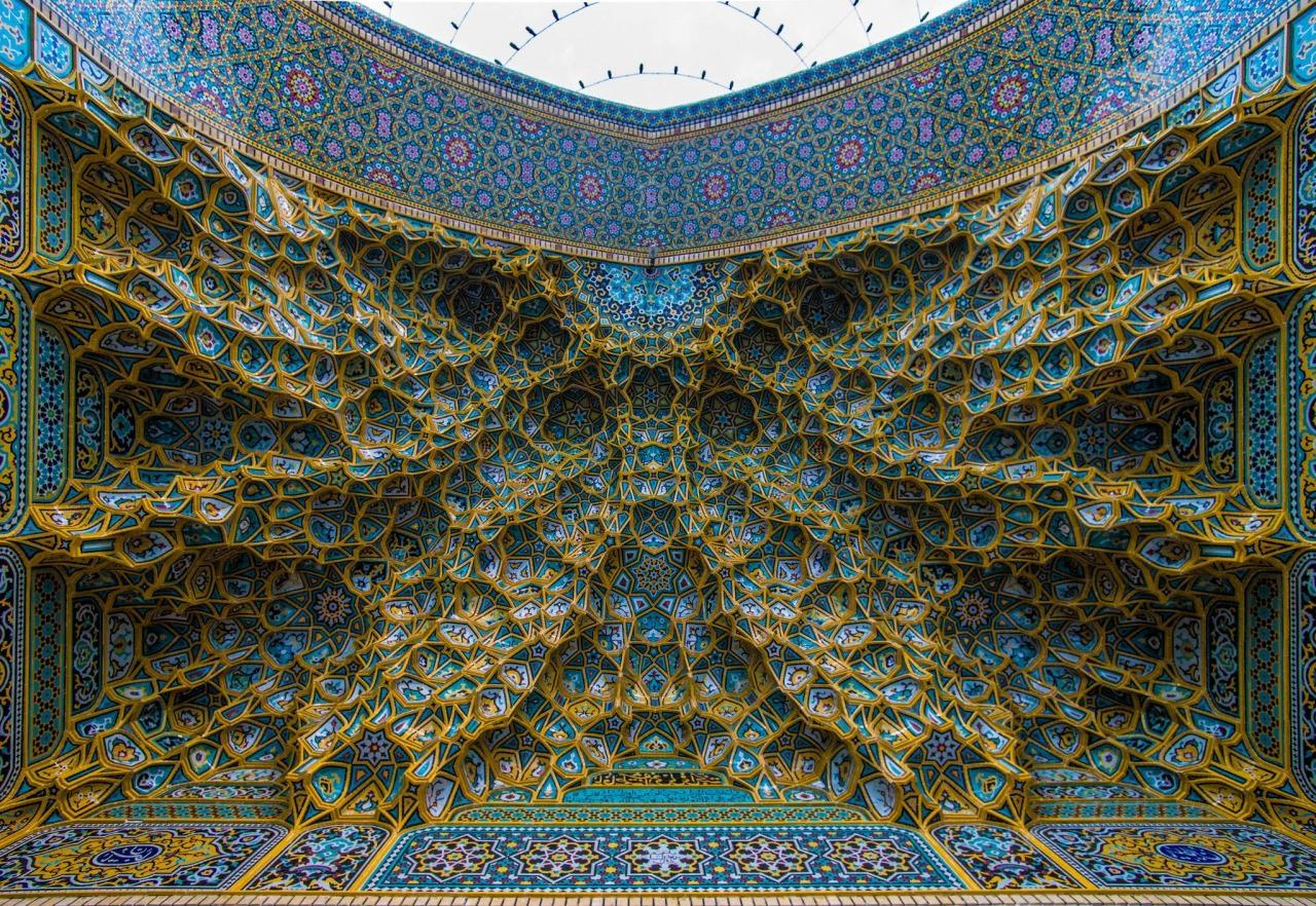 & Islamic architecture Kaleidoscopes of adoration \u2014 DOP