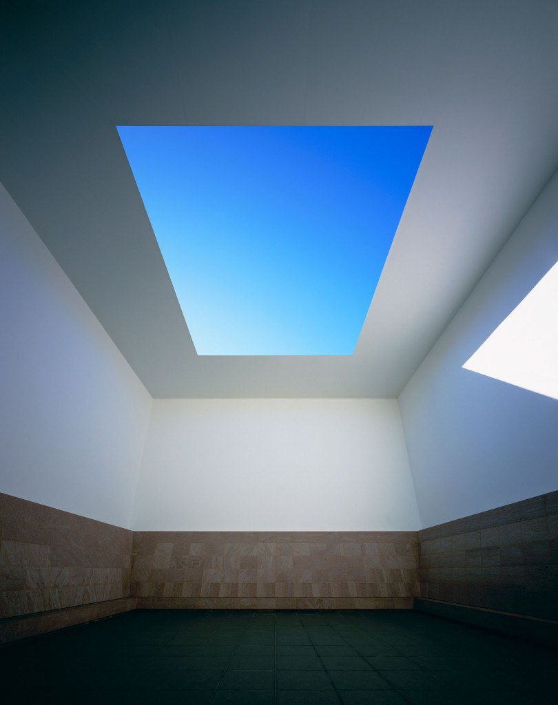 James Turrell Light Artist Pictures To Pin On Pinterest