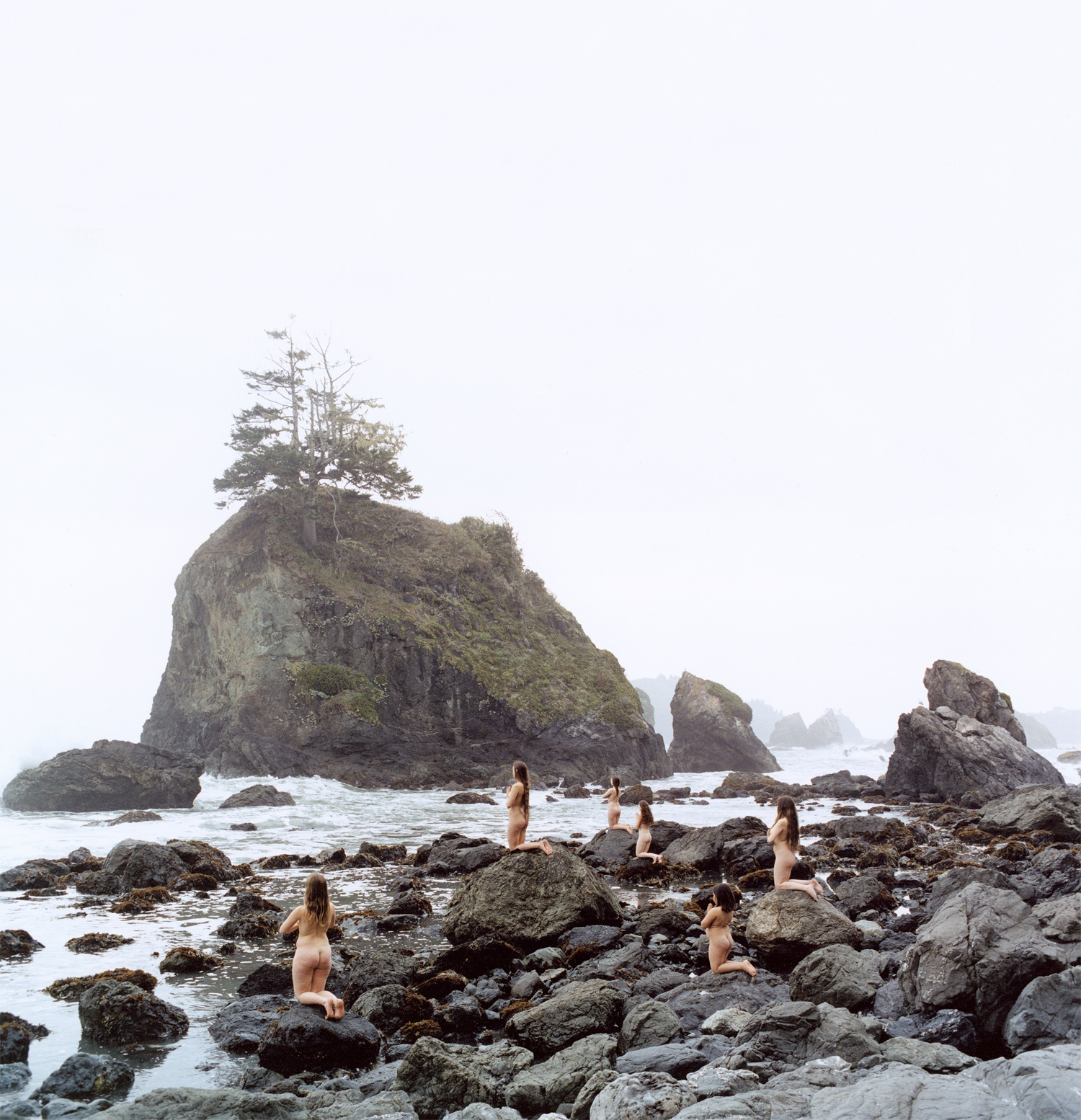 Slumber Party_Justine Kurland | Contemporary photography
