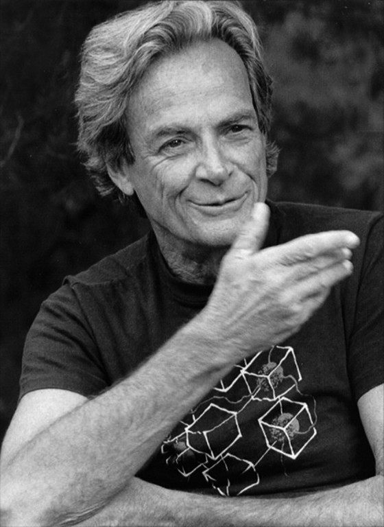 richard feynman the pleasure of finding things out � dop