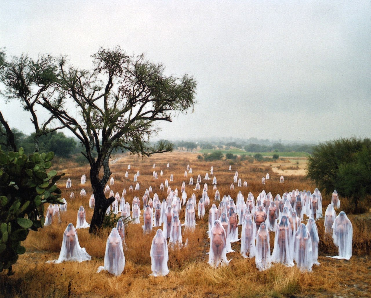Spencer Tunick`s Large-scale Nude Installations   iGNANT.com