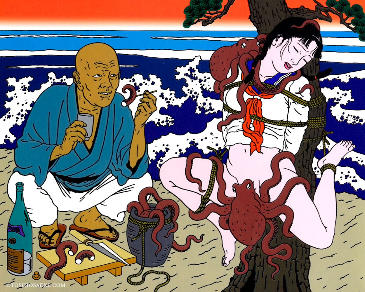 Toshio Saeki Nothing Is True Everything Is Permitted  Dop-5471